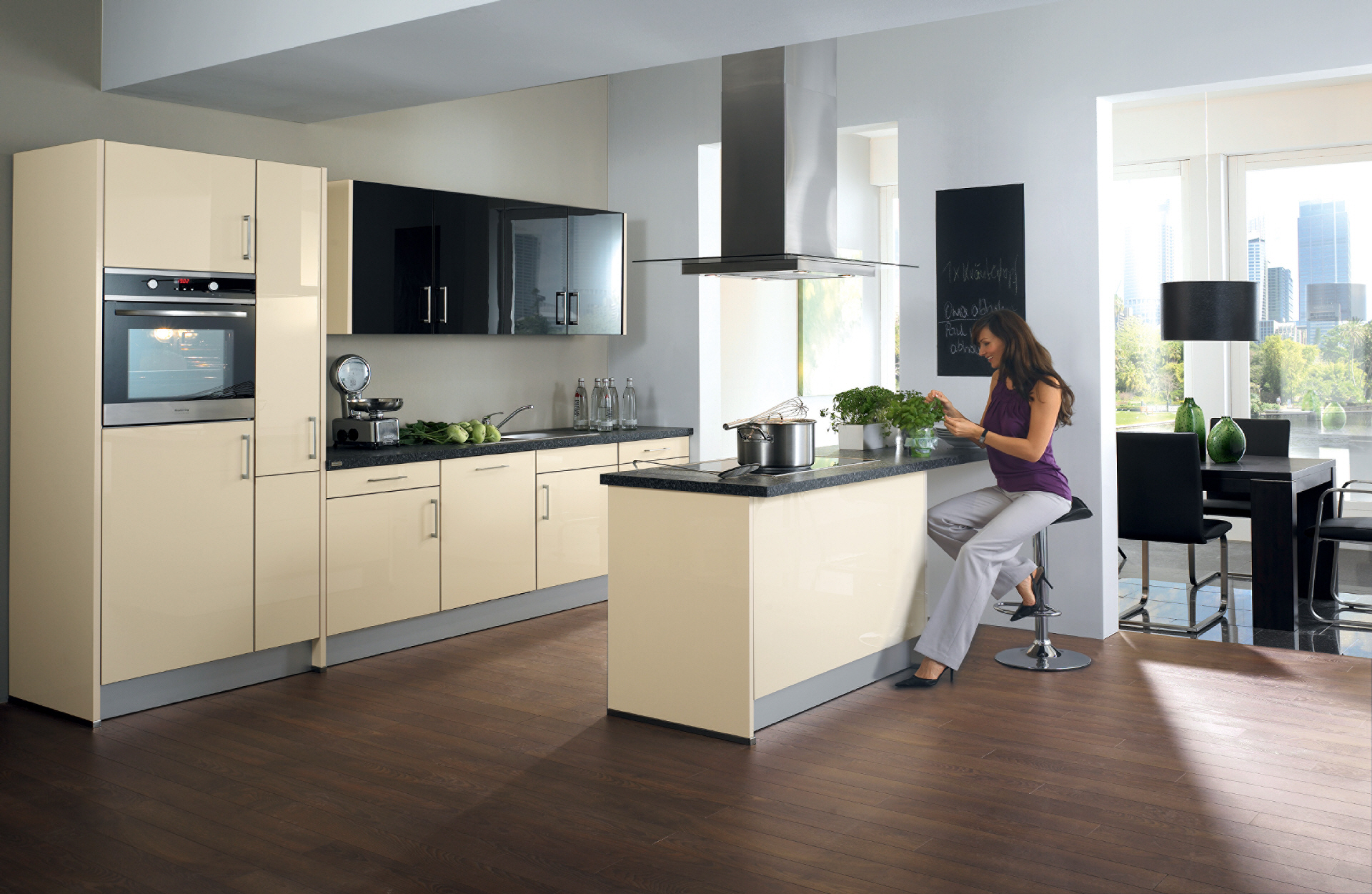 einbauger te von k ppersbusch und miele p sentiert vom. Black Bedroom Furniture Sets. Home Design Ideas