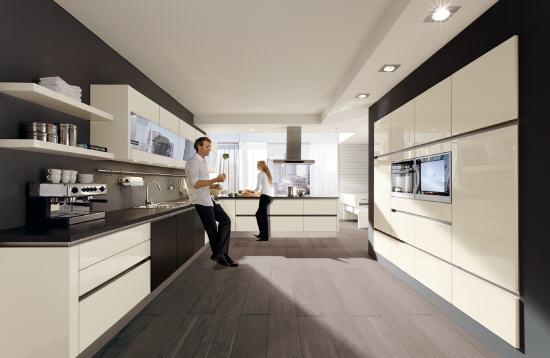 einbauk che komplett. Black Bedroom Furniture Sets. Home Design Ideas