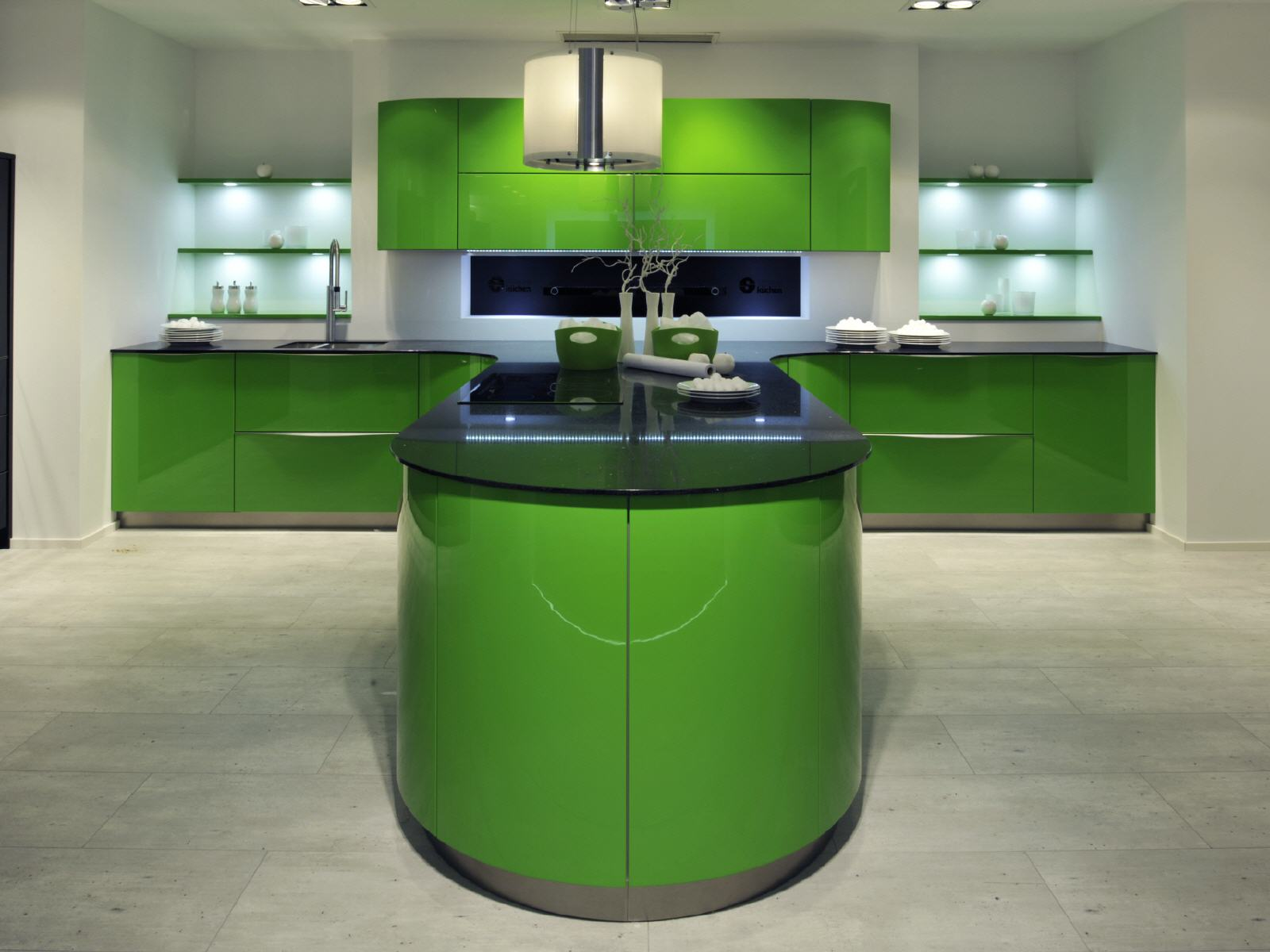 Ultra Modern Kitchen Furniture Home Furniture Design Ideas