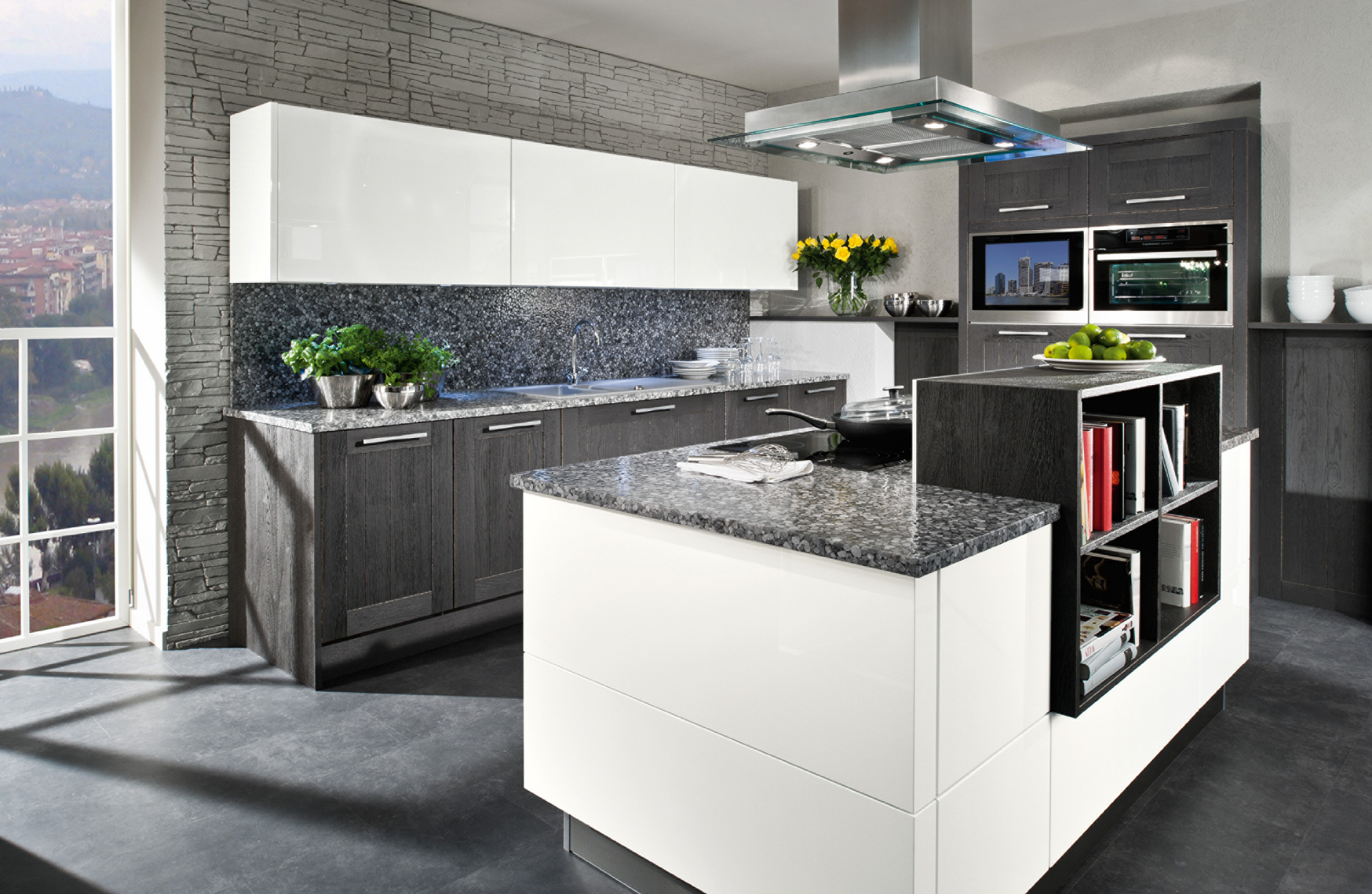 designer k chen p sentiert vom k chenprofi k chenherbert. Black Bedroom Furniture Sets. Home Design Ideas