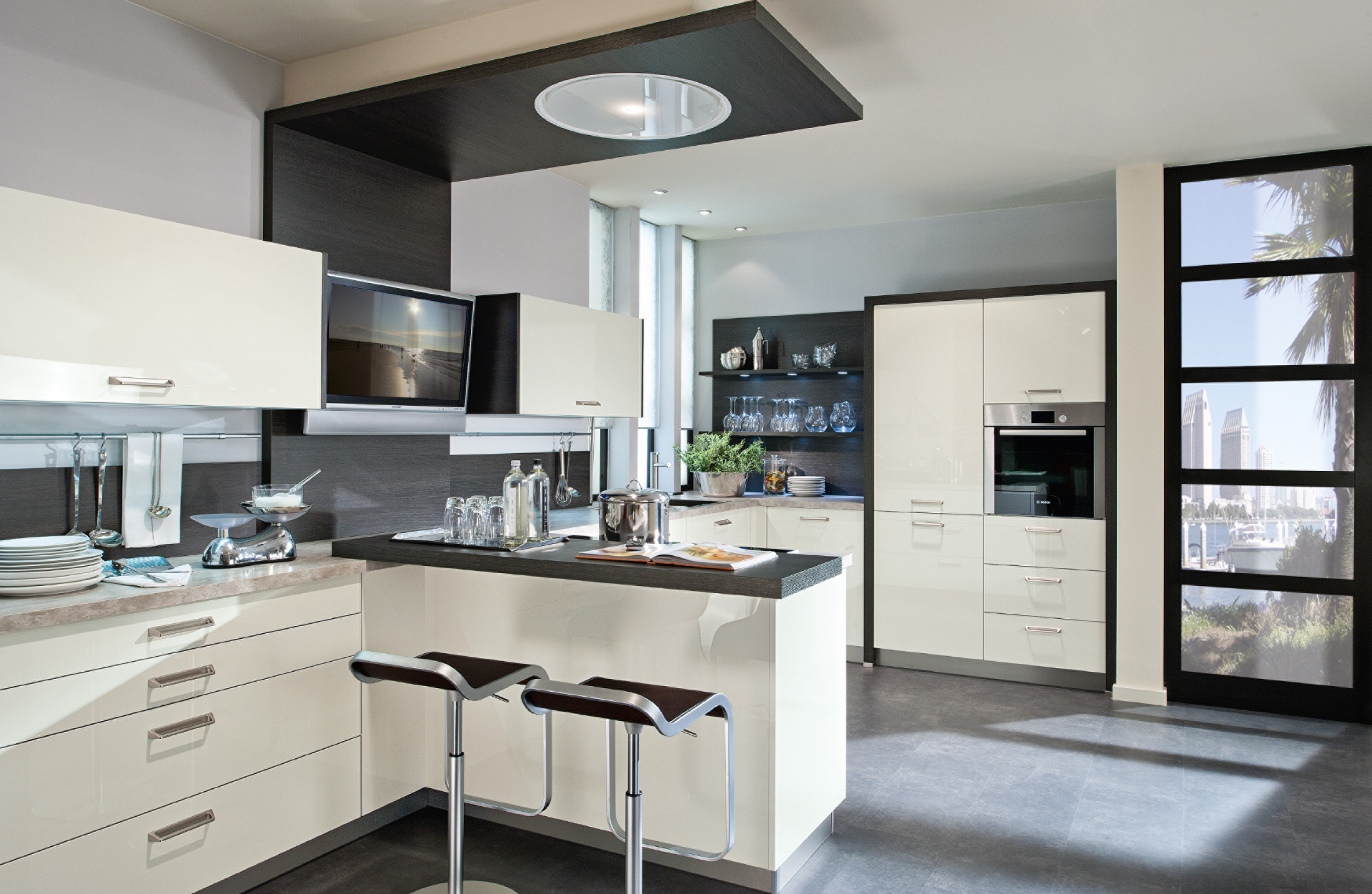 designer k chen p sentiert vom k chenprofi k chenherbert aus storkow. Black Bedroom Furniture Sets. Home Design Ideas